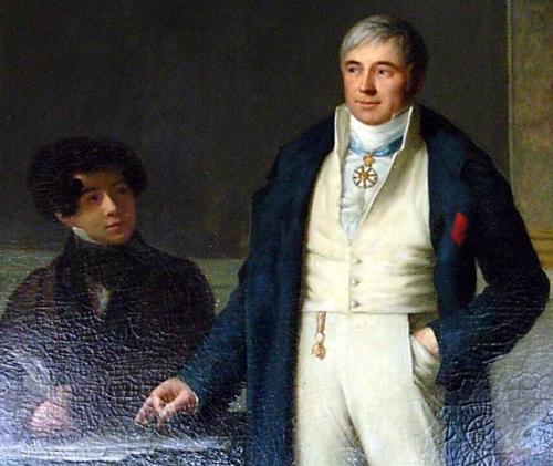 Tocqueville, mémoires Hervé, Restauration